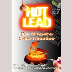 Hot Lead - 3 DVD Tutorial Set