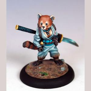 Olivia the Red Panda