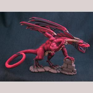 Ancient Red Dragon (Resin Kit)