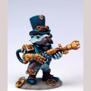 Male SteamPunk Guinea Pig