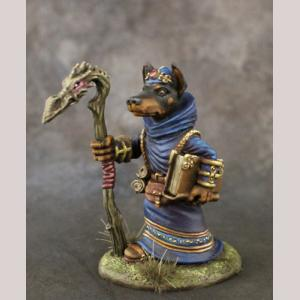 Belle - Doberman Mage