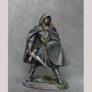 Male Rogue with Long Sword